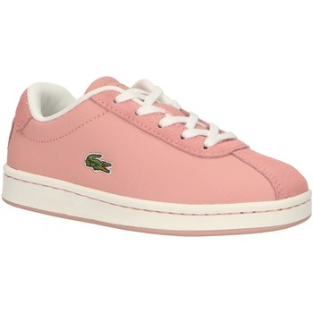 Zapatos Niña Multideporte Lacoste 37SUC0011 MASTERS PW1 PNK-OFF WHT Rosa