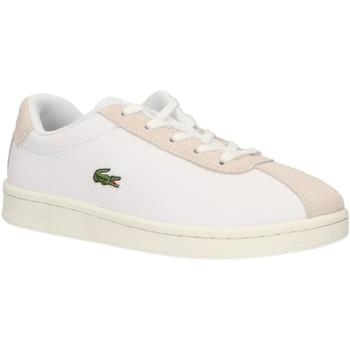Zapatos Niños Multideporte Lacoste 37SUC0011 MASTERS 65T WHT-OFF WHT Blanco