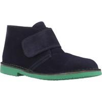 Zapatos Niño Botas de caña baja B-Run 513 Azul