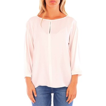 textil Mujer Tops / Blusas Caractere 2931 blanco