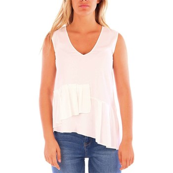 textil Mujer Tops / Blusas Caractere D265 blanco