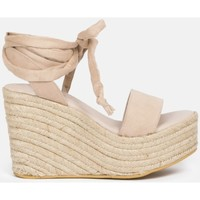 Zapatos Mujer Alpargatas By Peppas C SANTORINI Beige