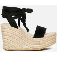 Zapatos Mujer Alpargatas By Peppas C COS Negro
