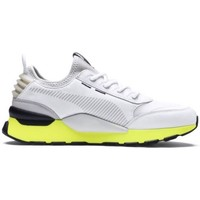 Zapatos Zapatillas bajas Puma RS-0 TRACKS BLANCO AMARILLO 369362 03 BLANCO AMARILLO