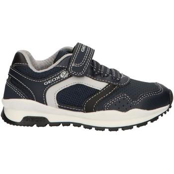 Zapatos Niños Multideporte Geox J845DD 050FU J CORIDAN Azul