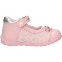 Zapatos Niña Derbie & Richelieu Geox B821QC 010AJ B ELTHAN Rosa