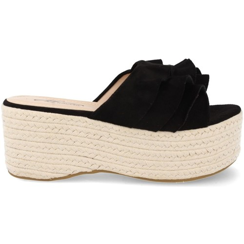 Ainy MB-35 Negro - Envío gratis | ! - Zapatos Alpargatas Mujer
