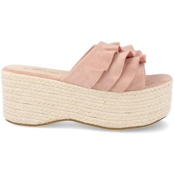Zapatos Mujer Alpargatas Ainy MB-35 Rosa