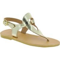 Zapatos Mujer Sandalias Attica Sandals ARTEMIS CALF GOLD oro