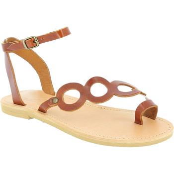 Zapatos Mujer Sandalias Attica Sandals APHRODITE CALF DK-BROWN marrone