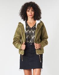 textil Mujer cazadoras Only ONLNEWCALLY Kaki