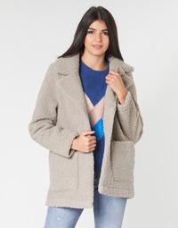 textil Mujer Abrigos Only ONLFILIPPA Gris