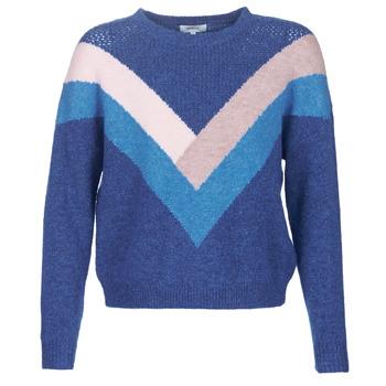 textil Mujer jerséis Only ONLFCORA Azul