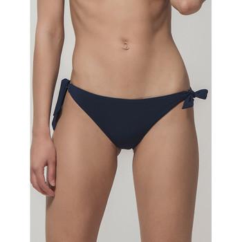 textil Mujer Bañador por piezas Luna Blue Sense  Splendida Tie Side Bikini Briefs Azul
