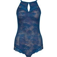 Ropa interior Mujer Body Lisca Cuerpo Brigitte Azul Marine