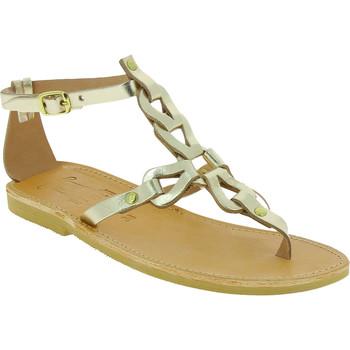 Zapatos Mujer Sandalias Attica Sandals GAIA CALF GOLD oro