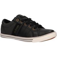 Zapatos Mujer Zapatillas bajas Kappa 304IHN0 CALEXI Negro