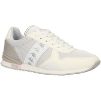 Zapatos Mujer Multideporte Kappa 304N390 MOHAN Blanco