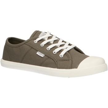 Zapatos Mujer Zapatillas bajas Kappa 304NFH0 KEYSY Verde