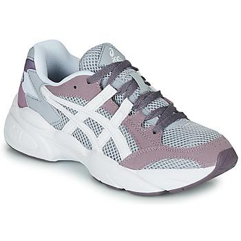 Zapatos Mujer Zapatillas bajas Asics GEL-BND Gris / Violeta