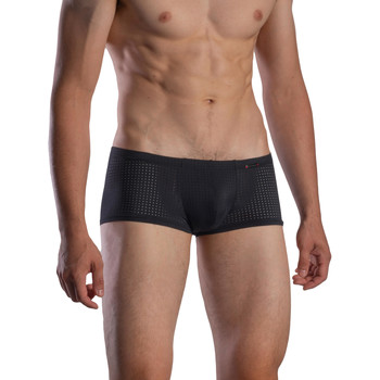 Ropa interior Hombre Boxer Olaf Benz Shorty RED1871 Pearl Black