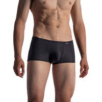 Ropa interior Hombre Boxer Olaf Benz Shorty RED1866 Pearl Black