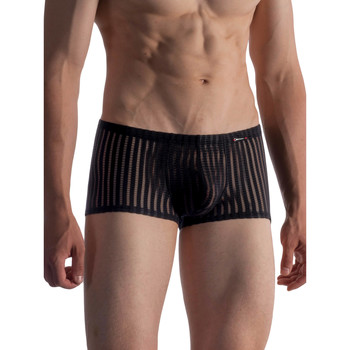 Ropa interior Hombre Boxer Olaf Benz Shorty RED1865 Pearl Black