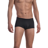 Ropa interior Hombre Boxer Olaf Benz Shorty RED1601 Pearl Black