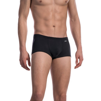 Ropa interior Hombre Boxer Olaf Benz Shorty RED0965 Pearl Black