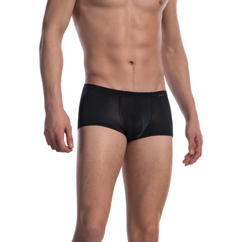 Ropa interior Hombre Boxer Olaf Benz Shorty RED1201 Pearl Black