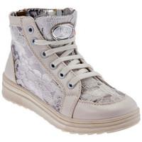 Zapatos Niña Zapatillas altas Laura Biagiotti  Blanco