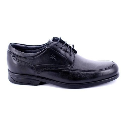 Zapatos Hombre Derbie Fluchos 8903 Negro