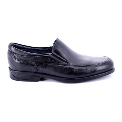 Zapatos Hombre Mocasín Fluchos 8902 Negro
