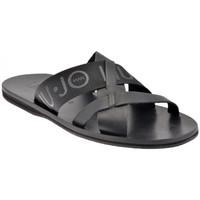 Zapatos Hombre Zuecos (Mules) Liu Jo  Negro