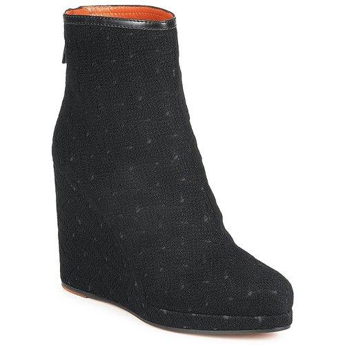 Zapatos casuales salvajes Zapatos especiales Missoni TONSU Negro