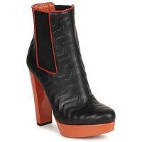 Zapatos Mujer Botines Missoni STAMP Negro