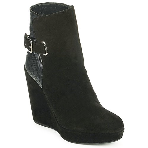 Zapatos de mujer baratos zapatos de mujer Zapatos especiales Stuart Weitzman PARAGRAPH Negro