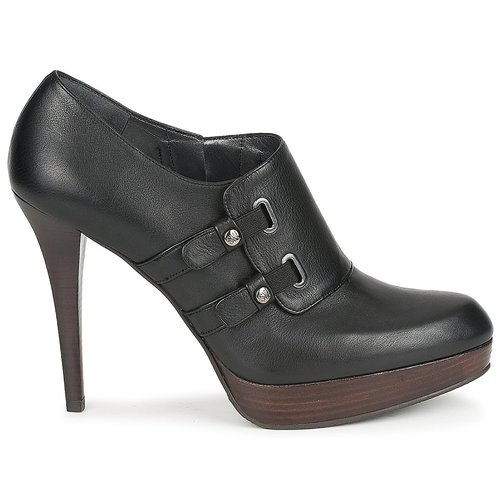 Low Negro Zapatos Stuart Bucks Two Mujer Boots Weitzman VqzpGSUML