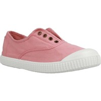 Zapatos Niña Zapatillas bajas Victoria 06627 Rosa