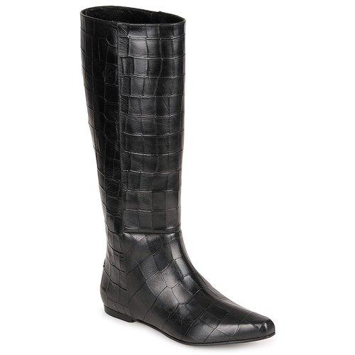 Zapatos Mujer Botas urbanas Roberto Cavalli SPS749 Negro