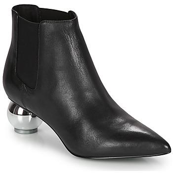 Zapatos Mujer Botines Katy Perry THE DISCO Negro
