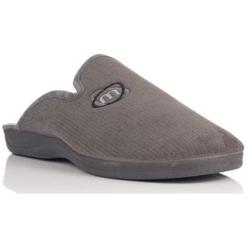 Zapatos Hombre Pantuflas Muro 5906 Gris