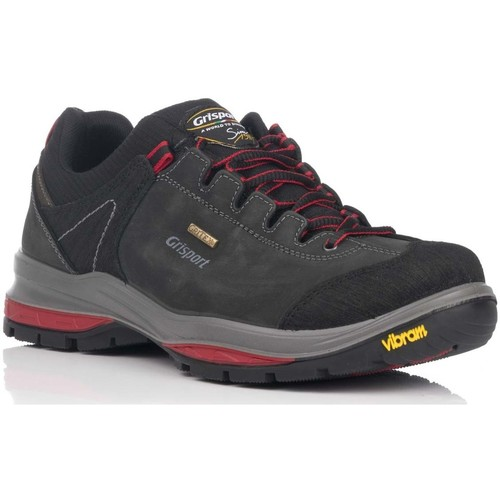 Zapatos Hombre Running / trail Grisport 12527 Negro