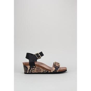 Zapatos Mujer Sandalias Senses & Shoes GIUDECA Beige