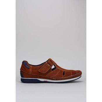 Zapatos Mujer Sandalias Fluchos 9137 Marrón