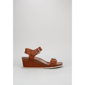 Zapatos Mujer Sandalias Senses & Shoes GIUDECA Marrón