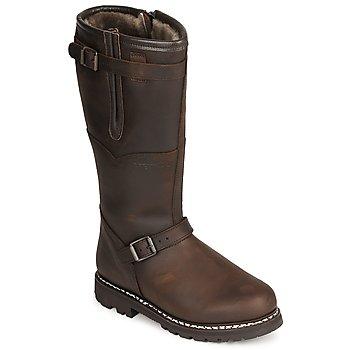 Zapatos Hombre Botas de nieve Meindl KITZBUHEL Marrón