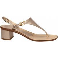 Zapatos Mujer Sandalias Paolo Ferrara WASH champagne