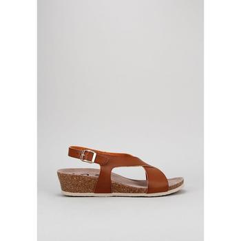Zapatos Mujer Sandalias Senses & Shoes SANTA POLA Marrón