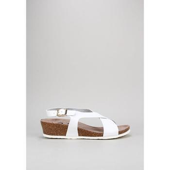 Zapatos Mujer Sandalias Senses & Shoes SANTA POLA Blanco